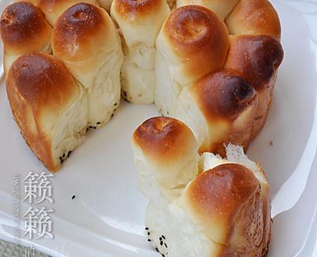 韩式脆底烤面包的做法