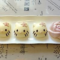 Hello Kitty 酸奶乳酪慕斯蛋糕的做法图解39