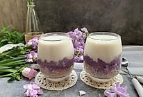 #母亲节,给妈妈做道菜#鲜奶芋泥西米露的做法