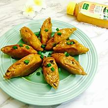 糖醋干豆腐肉卷#太太乐鲜鸡汁中式#