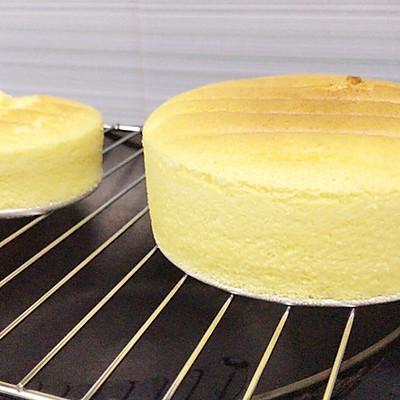 炼乳淡奶油裸蛋糕(冰激淋口感)