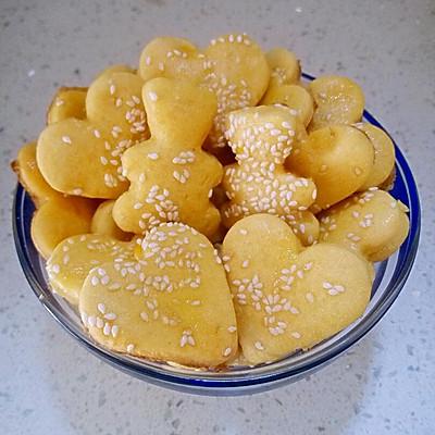 烤箱版香甜玉米饼~满满的爱意,和你在一起!