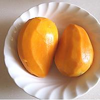 芒果冰激淋的做法图解2