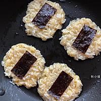 海苔蛋酥锅巴   香脆可口   剩米饭的华丽变身的做法图解6