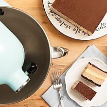 KitchenAid | 摩卡冻芝士蛋糕