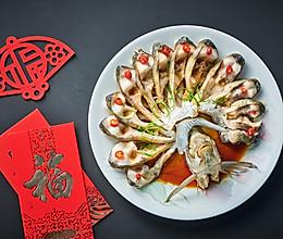合家欢宴席的颜值担当——开屏武昌鱼的做法