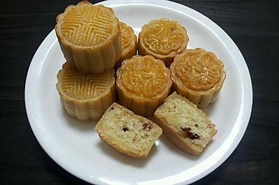 广式月饼~椰蓉.蔓越莓.豆沙馅