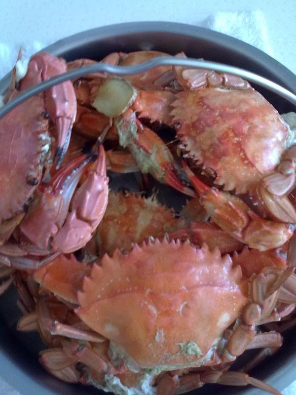 蒸好的螃蟹如何保存_蒸螃蟹的做法_菜谱_豆果美食