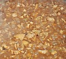 香菇鸡肉米线的做法图解3