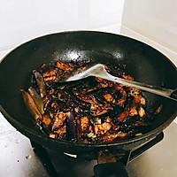 超下饭的干煸茄子煲的做法图解5