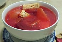 红菜头养血汤的做法