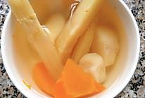 胡萝卜甘蔗马蹄水的做法