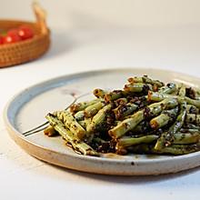 芽菜干煸豆角