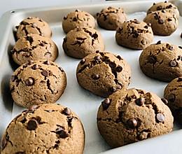 巧克力豆软曲奇饼干的做法