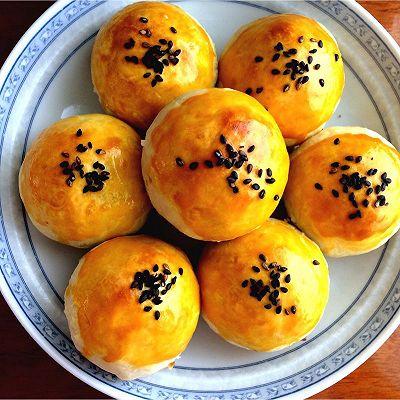 中式点心蛋黄酥