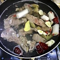 羊肉汤锅的做法图解3