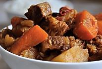 萝卜土豆炖牛肉的做法