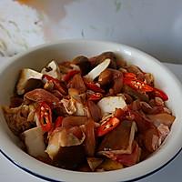 """香菇蒸滑鸡----""""蒸的好吃哦""""的做法图解6"""