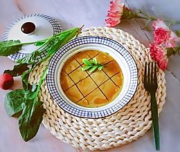 #餐桌上的春日限定#菠菜蛋羹的做法