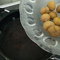 粟子西米红豆糖水~养颜甜品的做法图解5
