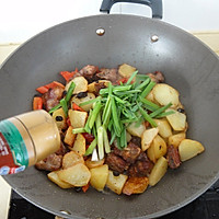 豉香土豆小排骨的做法图解12