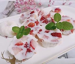 #元宵节美食大赏#草莓奶冻的做法