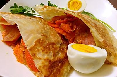 花式印度飞饼