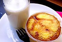 红糖奶炖蛋的做法