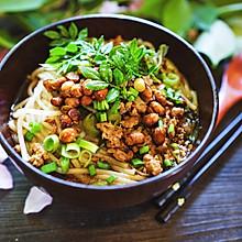 花椒芽肉末米粉