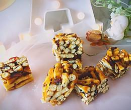 #憋在家里吃什么#红糖沙琪玛的做法
