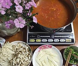 番茄火锅锅底的做法