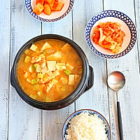 韩国百姓日常餐桌必不可少的大酱汤的做法图解10