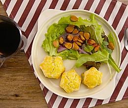 淡奶油司康饼|太阳猫早餐的做法
