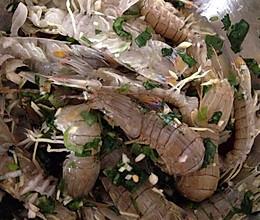 盐鲁皮皮虾(虾爬子)的做法