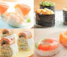 寿司的3+1种有爱做法「厨娘物语」的做法
