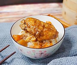 电饭锅鸡翅#父亲节,给老爸做道菜#的做法