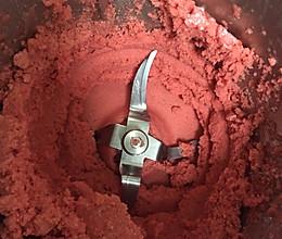 零添加剂低热量的自制草莓冰激凌的做法