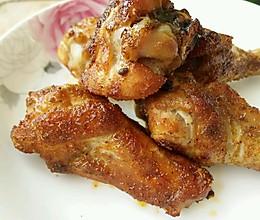 烤鸡翅根的做法