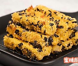 和风香煎豆腐的做法