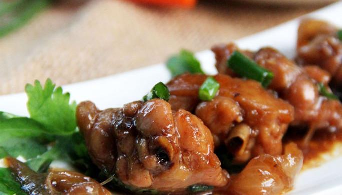 菁选酱油试用之洋葱焖鸡翅