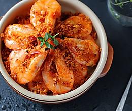 茶餐厅最受欢迎的避风塘炒虾的做法