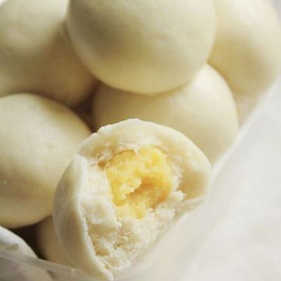 奶黄包(无吉氏粉版)