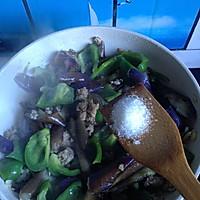 #菁选酱油试用#肉末茄子煲的做法图解11