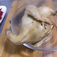 椒麻鸡(最正宗新疆做法,附赠鸡肉鲜香鸡皮Q弹的秘密)的做法图解10