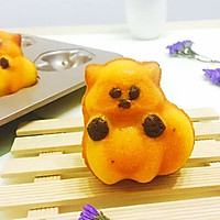 童趣玛德琳蛋糕#安佳烘焙学院#
