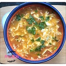#美食视频挑战赛#西红柿蛤蜊豆腐鸡蛋疙瘩汤