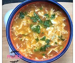 #美食视频挑战赛#西红柿蛤蜊豆腐鸡蛋疙瘩汤的做法