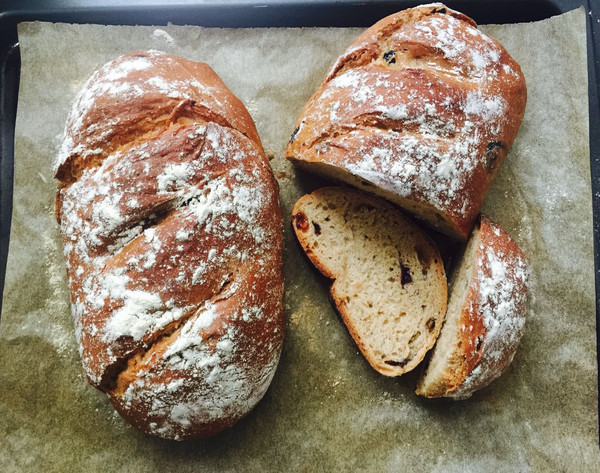 欧式面包的做法
