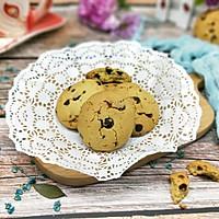 趣多多巧克力曲奇饼干#美的FUN烤箱,焙有FUN儿#的做法图解16