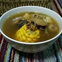 猴头菇养胃鸡汤的做法图解7